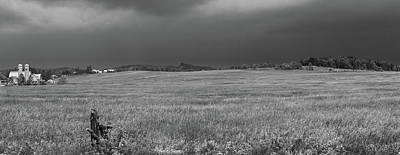 Photograph - Angry Skies by Pierre Cornay
