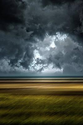 Photograph - Angry Sky by John Whitmarsh