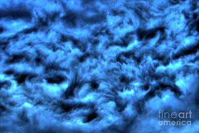 Photograph - Angry Sky by Tony Baca