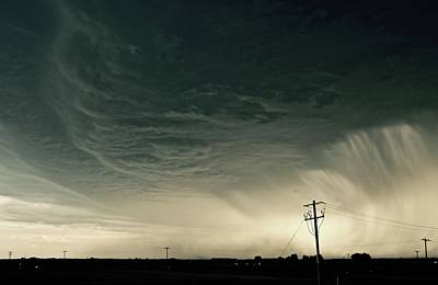Photograph - Angry Storm by Brian Sereda