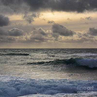 Photograph - Angry Waves. 1 by Paul Davenport