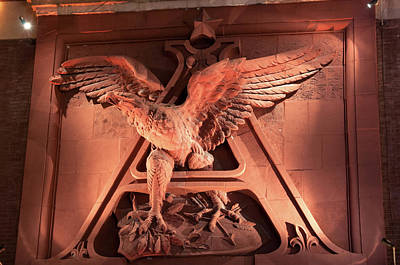 Photograph - Anheuser Busch Eagle by Steve Stuller