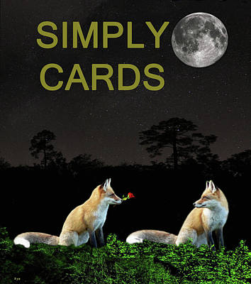 Mixed Media - Animal Love by Eric Kempson