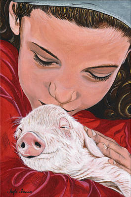 Animal Protector Original by Twyla Francois