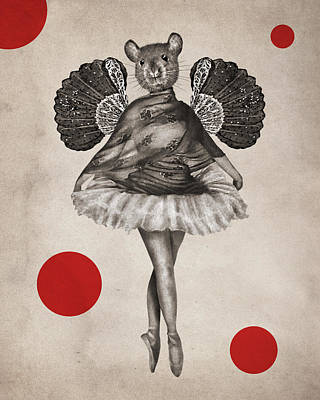 Animal20 Art Print