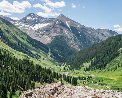 Photograph - Animas Forks by Kent Nancollas