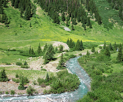 Photograph - Animas Headwaters by Kent Nancollas