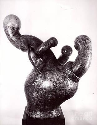 Sculpture - Animus by Robert F Battles