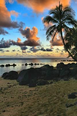 Photograph - Anini Beach by DJ Florek