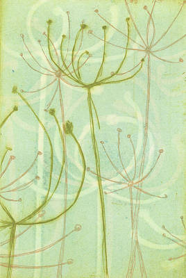 Mixed Media - Anise 11 by Stacy Frank