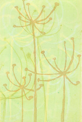 Mixed Media - Anise 12 by Stacy Frank