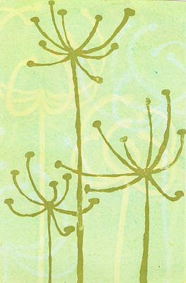 Mixed Media - Anise 14 by Stacy Frank
