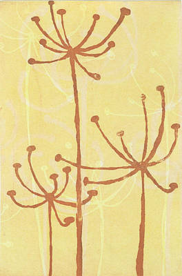 Mixed Media - Anise 17 by Stacy Frank