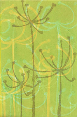 Mixed Media - Anise 28 by Stacy Frank