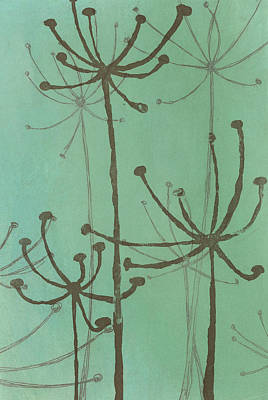 Mixed Media - Anise 3 by Stacy Frank