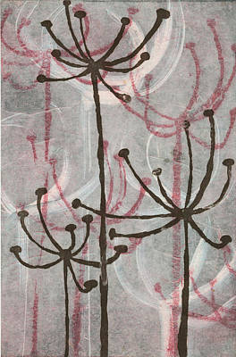 Mixed Media - Anise 30 by Stacy Frank