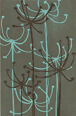 Mixed Media - Anise 6 by Stacy Frank