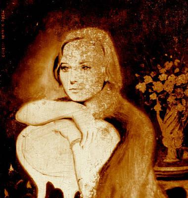 Painting - Anka by Henryk Gorecki