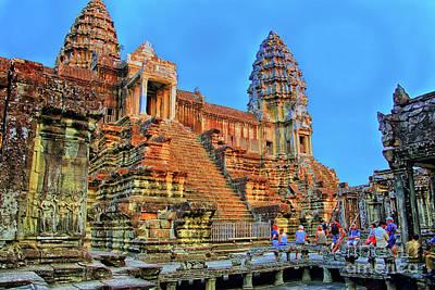 Photograph - Ankar Wat T-1 by Rick Bragan