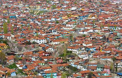 Ankara Art Print