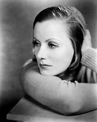 Anna Christie, Greta Garbo, 1930 Art Print by Everett