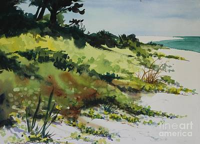 Painting - Anna Marie Island by Elizabeth Carr