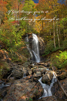 Photograph - Anna Rby Falls 3 by Penny Lisowski