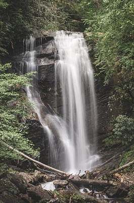 Photograph - Anna Ruby Falls by David Collins