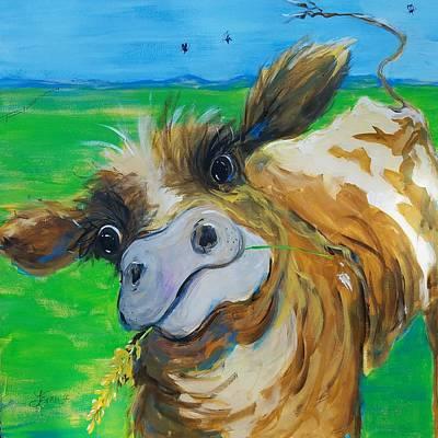 Painting - Annabelle by Terri Einer