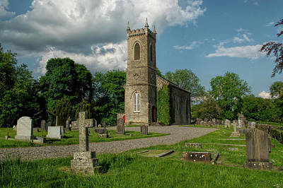 Photograph - Annaclogher Church by Michael Quinlan