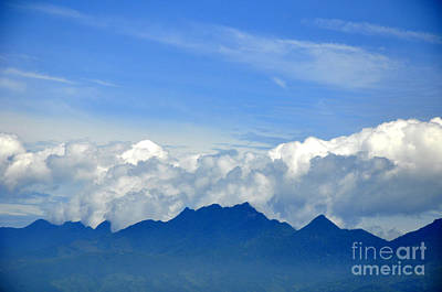 Photograph - Annamite Mountains 2 by Andrew Dinh