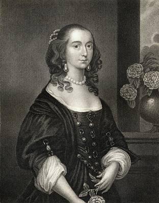 Anne Clifford, Countess Of Art Print