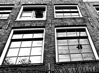 Amsterdam Photograph - Anne Frank's Hiding Place by Emily Allred