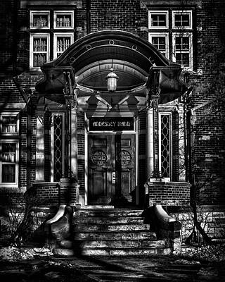 Photograph - Annesley Hall Toronto Canada by Brian Carson