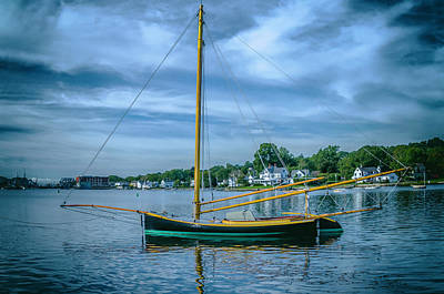 Photograph - Annie, Mystic Seaport Museum by Dutch Ducharme