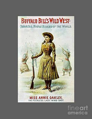 From The Kitchen - Annie Oakley by Frederick Holiday