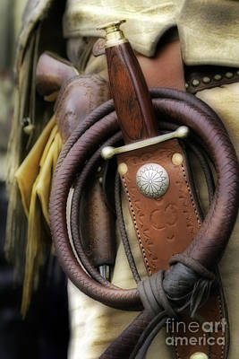 Photograph - Annie Oakley's Knife by Craig J Satterlee