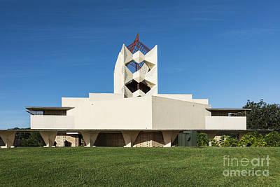 National Historic Landmark District Photograph - Annie Pfeiffer Chapel  by John Greim
