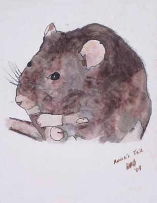 Annie's Tale Art Print
