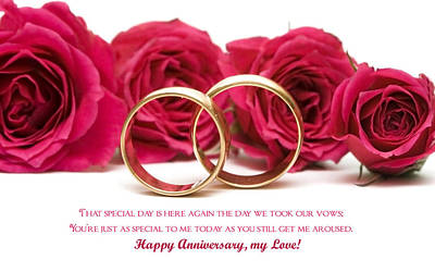 Rose Digital Art - Anniversary by Super Lovely