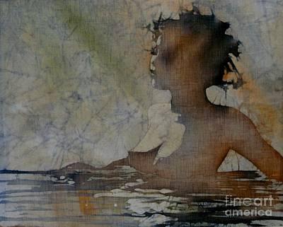 Painting - Ann's Painting by Robert D McBain