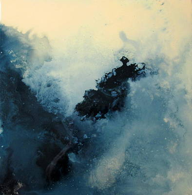 Painting - Anomaly by Mary Kay Holladay