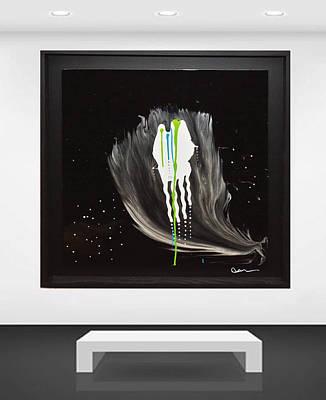 Painting - Anonymous Affair by Mac Worthington