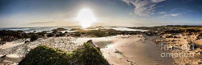 Panorama Wall Art - Photograph - Another Beach Sunset by Jorgo Photography - Wall Art Gallery