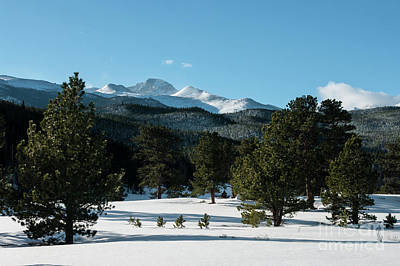 Photograph - Another Beautiful Day In Rocky Mountain National Park - 0612 by Jerry Owens