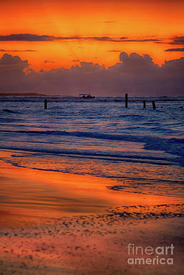 Photograph - Another Beautiful Outer Banks Day by Dan Carmichael