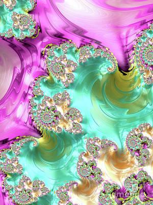 Digital Art - Another Beauty by Jon Munson II