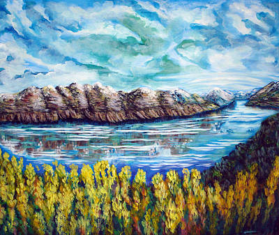 Another Blue Lake Original by Katreen Queen