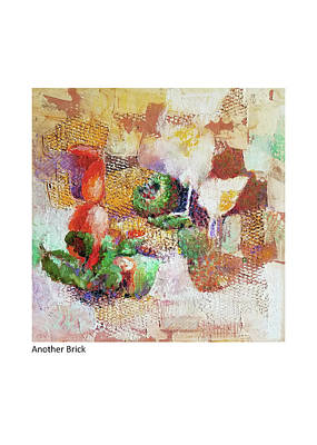 Pastel - Another Brick by Betsy Derrick