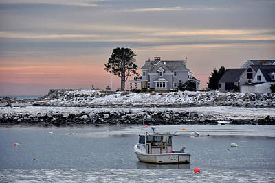 Photograph - Another Day At Rye by Tricia Marchlik